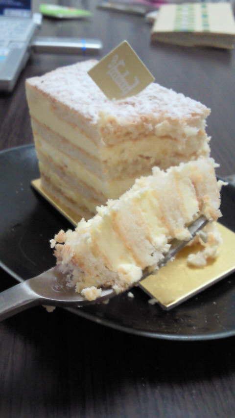 エシレのバターケーキ
